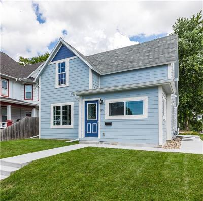 Des Moines Single Family Home For Sale: 1211 E 12th Street