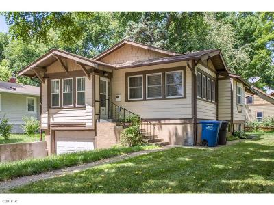 Des Moines Single Family Home For Sale: 3325 Rutland Avenue