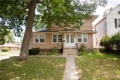 Des Moines Single Family Home For Sale: 1375 Pennsylvania Avenue