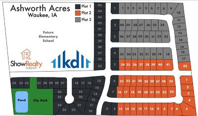 Waukee Residential Lots & Land For Sale: Lot 4 Ashworth Acres Plat 1 Street