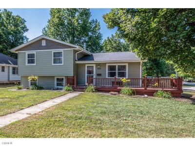 Adel Single Family Home For Sale: 1525 Rapids Street