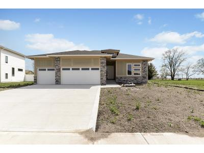 Clive Single Family Home For Sale: 16734 Maple Street