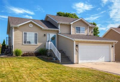 Norwalk Single Family Home For Sale: 1801 Merle Huff Avenue