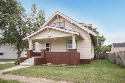 Indianola Single Family Home For Sale: 305 E Clinton Avenue