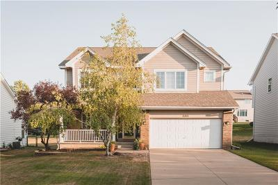 Johnston Single Family Home For Sale: 8304 Talbot Place