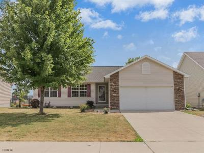 Single Family Home Sold: 12908 Hammontree Drive