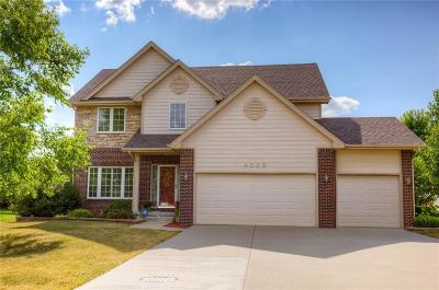 Urbandale Single Family Home For Sale: 4008 127th Street
