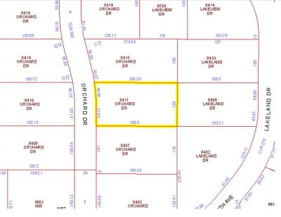 Johnston Residential Lots & Land For Sale: 8509 Lakeview Drive