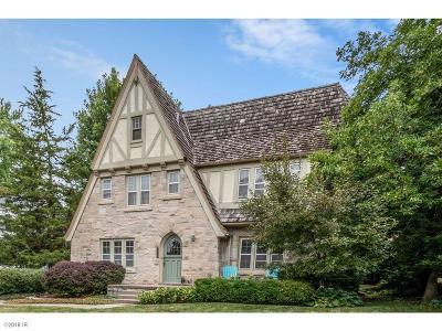 Des Moines Single Family Home For Sale: 4809 Algonquin Road