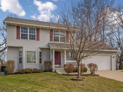 Des Moines Single Family Home For Sale: 2603 Bent Ridge Court