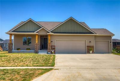 Ankeny Single Family Home For Sale: 1601 NE Deer Creek Drive