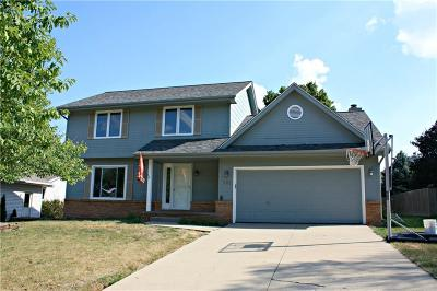 Ankeny Single Family Home For Sale: 901 SE Peterson Drive