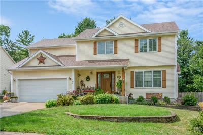 Des Moines Single Family Home For Sale: 3104 E Titus Avenue