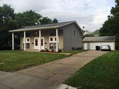 Urbandale Multi Family Home For Sale: 3841 69th Street