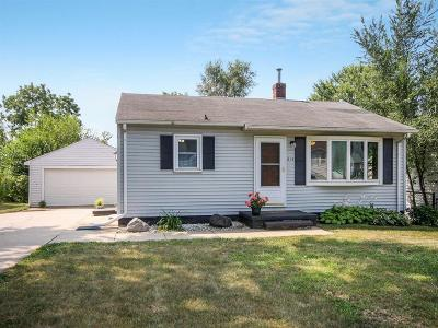Norwalk Single Family Home For Sale: 618 Lewis Avenue