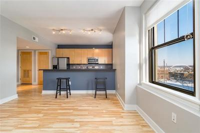 Des Moines Condo/Townhouse For Sale: 400 Walnut Street #303