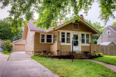 Des Moines Single Family Home For Sale: 1009 37th Street