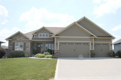 Ankeny Single Family Home For Sale: 5309 NW 10th Street