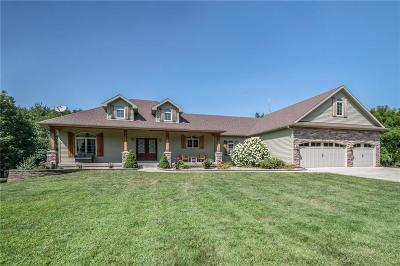 Adel Single Family Home For Sale: 20535 336th Lane