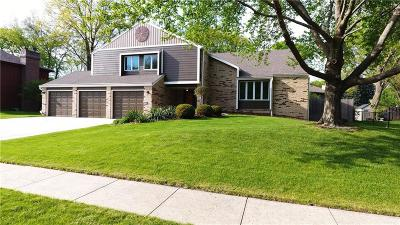 West Des Moines Single Family Home For Sale: 3701 Aspen Drive