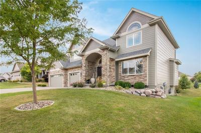 Waukee Single Family Home For Sale: 2040 Creekview Court