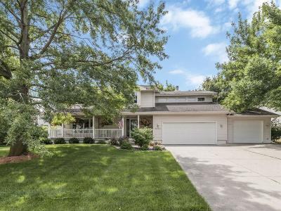 West Des Moines Single Family Home For Sale: 2520 Country Side Place
