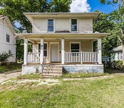 Des Moines IA Single Family Home For Sale: $79,900
