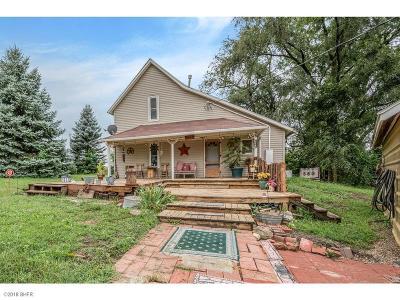 Waukee Single Family Home For Sale: 32005 335th Street