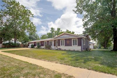 Indianola Single Family Home For Sale: 1209 W Euclid Avenue