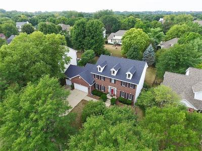 Johnston Single Family Home For Sale: 8111 Chambery Boulevard