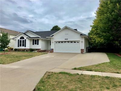 Johnston Single Family Home For Sale: 8916 Ridgeview Drive