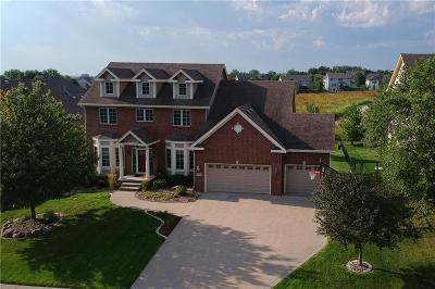 Johnston Single Family Home For Sale: 9316 Wickham Drive