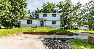 Des Moines Single Family Home For Sale: 4110 Shawnee Avenue