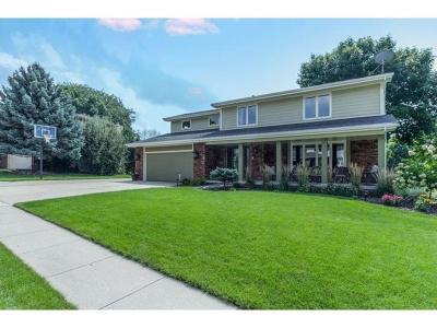 West Des Moines Single Family Home For Sale: 5208 Boulder Drive