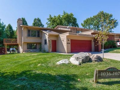West Des Moines Condo/Townhouse For Sale: 1036 Woodland Park Drive