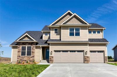 Johnston Single Family Home For Sale: 5004 Walker Circle