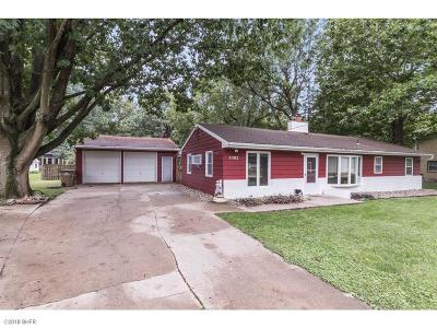 West Des Moines Single Family Home For Sale: 3202 Woodland Avenue
