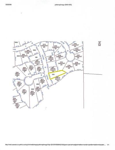 Pleasant Hill Residential Lots & Land For Sale: 1001 Arbor Woods Drive