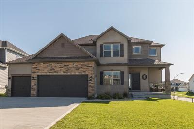 Waukee Single Family Home For Sale: 1745 Warrior Lane