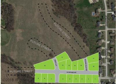 Indianola Residential Lots & Land For Sale: Lot 14, Plat 9 Heritage Hills