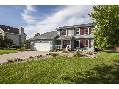 Ankeny Single Family Home For Sale: 401 NW Rock Creek Circle