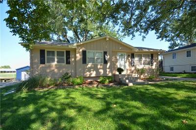 Indianola Single Family Home For Sale: 300 S P Street
