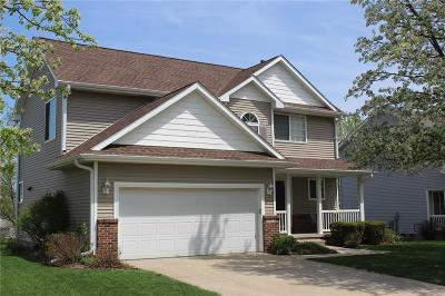 Johnston Single Family Home For Sale: 9709 Catalina Drive