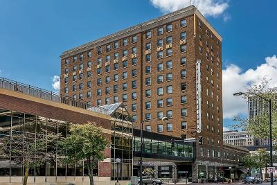 Des Moines Condo/Townhouse For Sale: 400 Walnut Street #405