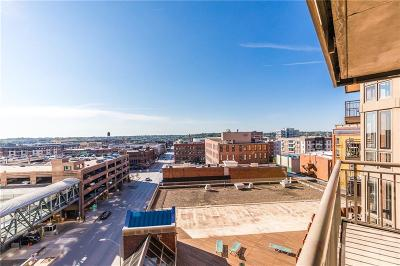 Des Moines Condo/Townhouse For Sale: 300 Walnut Street #706