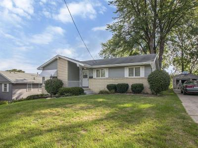 West Des Moines Single Family Home For Sale: 529 28th Street