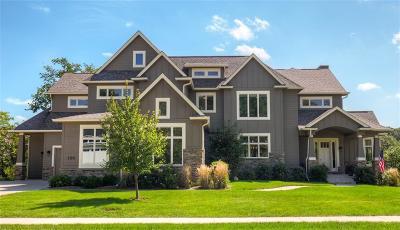 Waukee Single Family Home For Sale: 100 Fox Landing