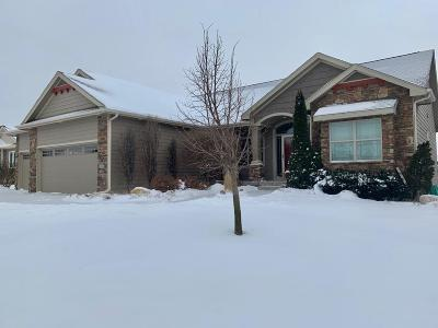 Waukee Single Family Home For Sale: 160 Emerson Lane