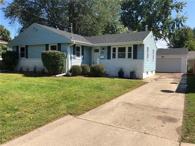 West Des Moines Single Family Home For Sale: 605 24th Street