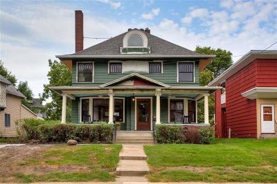 Des Moines Single Family Home For Sale: 1934 Arlington Avenue